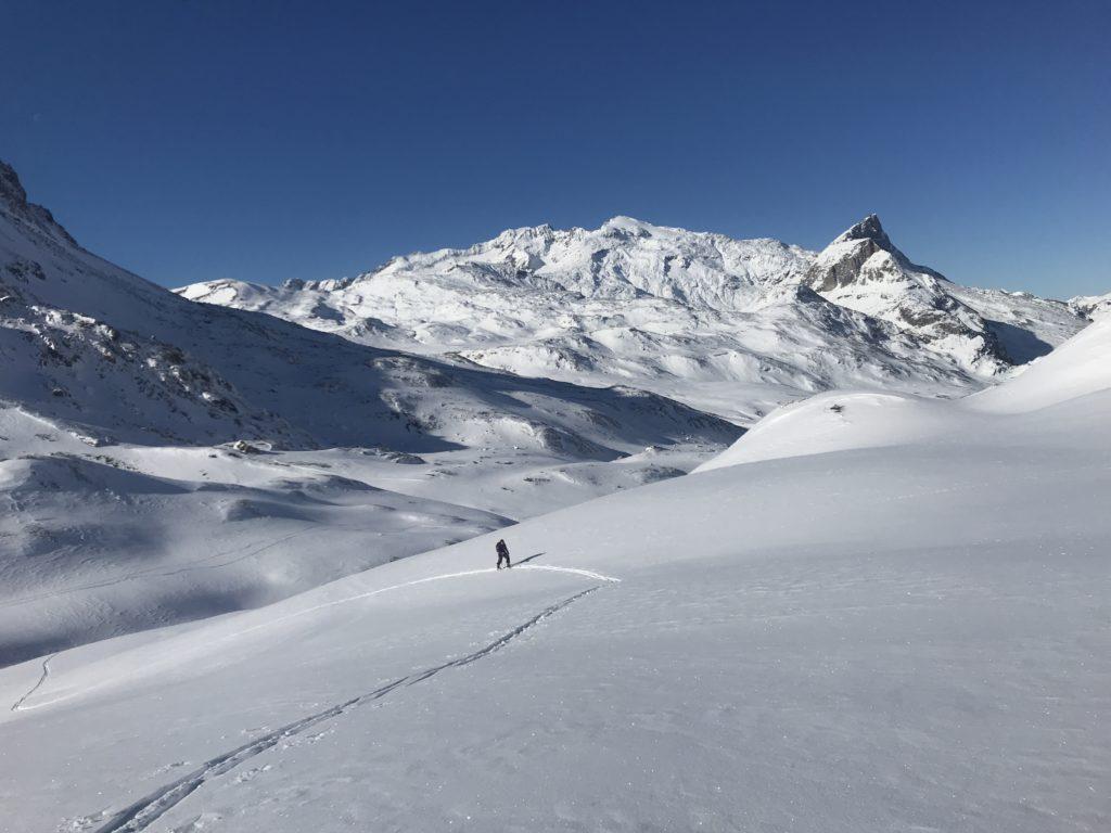 Ski Touring Tignes